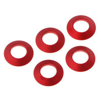 15pc Rod Building Winding Check Trim Ring DIY Fixed Reel Seat ID 10//11//12mm