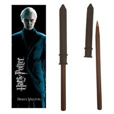 Harry Potter Draco Wand Pen and Bookmark