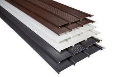 Kunststoffpaneele Musterstück Verkleidung Unterdach Dachkasten Blende Soffit