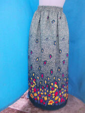Unbranded Polyester Floral Maxi Skirts for Women