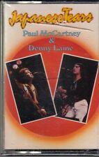 K 7  (TAPE) PAUL Mc CARTNEY & DENNY LAINE *JAPANESETEARS*  (NEUVE SCELLEE)