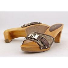Coach High (3 in. and Up) Leather Shoes for Women