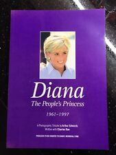Princess Diana of Wales Photographic Tribute 1961-1997 The British Royal Family