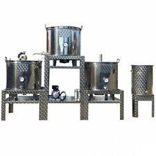 Impianto per birra da 100 litri