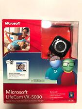 Microsoft LifeCam VX-5000 Web Cam ~ NEW