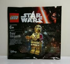 LEGO Star Wars Force Awakens - C-3PO Minifigure Polybag (5002948) - NEW & SEALED