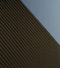 "Real Carbon Fiber Fiberglass Panel Sheet 6""×18""×1/4"" Glossy One Side"