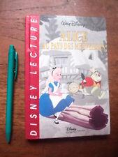 Alice au Pays des Merveilles, Disney - Hachette No.20, 1994, IMPECCABLE !