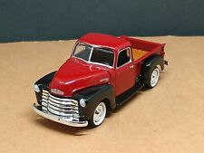 1950 CHEVROLET CHEVY 3100 PICKUP TRUCK 1/64 SCALE LIMITED EDITION COLLECTIBLE