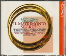 domenico cimarosa - il matrimonio segreto 3cd set !