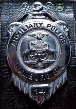 Hamburg PA Auxiliary Police Badge Obsolete