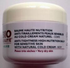 "NUXE PARIS BAUME CORPS ""COLD CREAM"" PEAUX SENSIBLES TRES SECHES 30 ML NEUF"