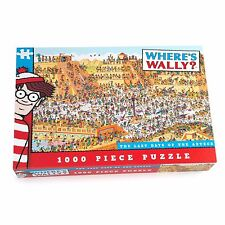 Where's Wally The Last Days Of The Aztecs 1000 Piece Jigsaw Puzzle