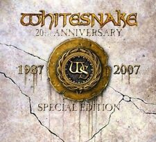 Whitesnake Import Box Set Music CDs & DVDs