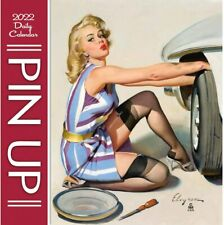 PIN UP - 2022 DAILY DESK CALENDAR - BRAND NEW - SEXY VINTAGE 70017