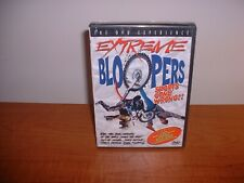 NOS EXTREME BLOOPERS SPORTS GONE WRONG DVD EXPERIENCE NEW IN FACTORY WRAPPING