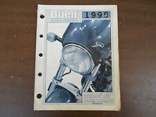 OEM Harley-Davidson 99572-99Y1999 M2 CYCLONE PARTS CATALOG Used 90 pages