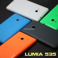 For Microsoft NOKIA Lumia 535 Housing Battery rear  Back door Cover Shell Case