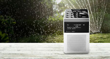 Panasonic RF-D20BT Digital DAB FM Clock Radio Splash Proof Bluetooth Sleep timer