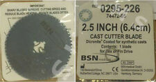"""BSN M-PACT 2.5"""" Dicronite Coated Cast Cutter Saw Blade Hex Or Pin Drive USA  New"""