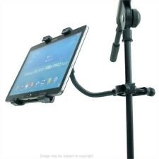 Music Microphone Stand Tablet Holder for Samsung Galaxy Tab PRO 12.2