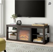 "Zipcode Design 65"" inch Fireplace TV Stand"