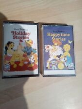 ENID BLYTONS HOLIDAY STORIES 2X CASSETTES TAPES AUDIO BOOKS 1985