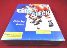 AMIGA: Contre-vérifier hockey sur glace Action-Cross Check-Sunflowers 1994 * New *