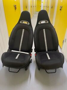 FIAT 500 ABARTH TWO FRONT SEATS