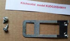 New listing Kitchen-Aid Dishwasher Door Latch Strike with Screws Part # 9742722