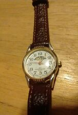 Vintage Moonphase Datejust ladies watch, Running with new battery/leather band L