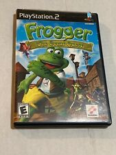 Frogger: The Great Quest (Sony PlayStation 2, 2001)No Manual / Tested Works Ps2