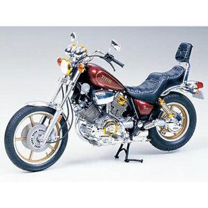 Tamiya 14044 Yamaha Virago XV1000 1/12th Model Kit - CF444  Tamiya