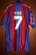 Maglia Shirt Maillot Jersey Barca Barcelona Figo Portugal Inter Roger