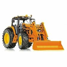 Tracteurs miniatures orange WIKING
