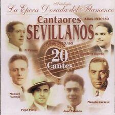 CANTAORES SEVILLANOS - LA EPOCA DORADA DEL FLAMENCO VOL. 32 [CD]
