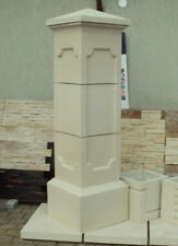 Gate Piers Pillars Cast Stone PG-04