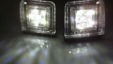 2x Cab LED Marker Lamps Lights for VOLVO FH - FL (FH12) Cabin Truck 6 LEDs White