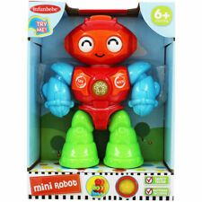 Infunbebe - Mini Robot - Brand New