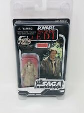 Star Wars The Saga Collection Han Solo Trenchcoat 2006 Moc Kenner Hasbro