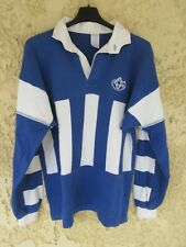 Maillot rugby CASTRES OLYMPIQUE vintage home shirt années 90 4 L made in France