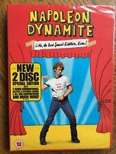 Napoleon Dynamite Special Edition (Jon Heder) - DVD UK Release Sealed!