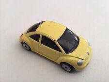 Maisto Diecast Toy Car - VW Volkswagen New Beetle (Playworn)