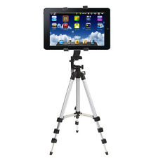 Professional Camera Tripod Stand Holder For iPad 2 3 4 Mini Air Pro Samsung +Bag