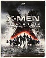 Box-X Men / Wolverine Complete Saga - BLURAY DL002506