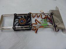Adjustable Position & Speed Quality Titan PCI Slot Fan VGA Cooler Heat Uvht