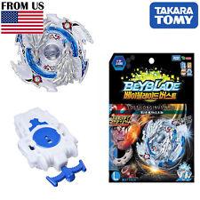 Takara Tomy Beyblade Burst B-66 Starter Set Lost Longinus .N.Sp Launcher Pack