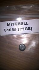 MITCHELL 410,440A,496,840A ETC HANDLE KNOB LUBRICATION PORT. APPLICATIONS BELOW