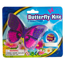 Butterfly Kite, Fits in Your Pocket, Ready to Fly! It Really Flies! Mini Kite!