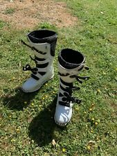 Wulf Sport  Mptorcross Boots Size Uk 8 Great Condition